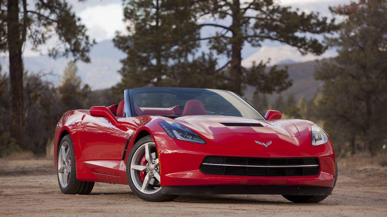 In 4 hours, I learned 5 things about the 2014 Corvette Convertible