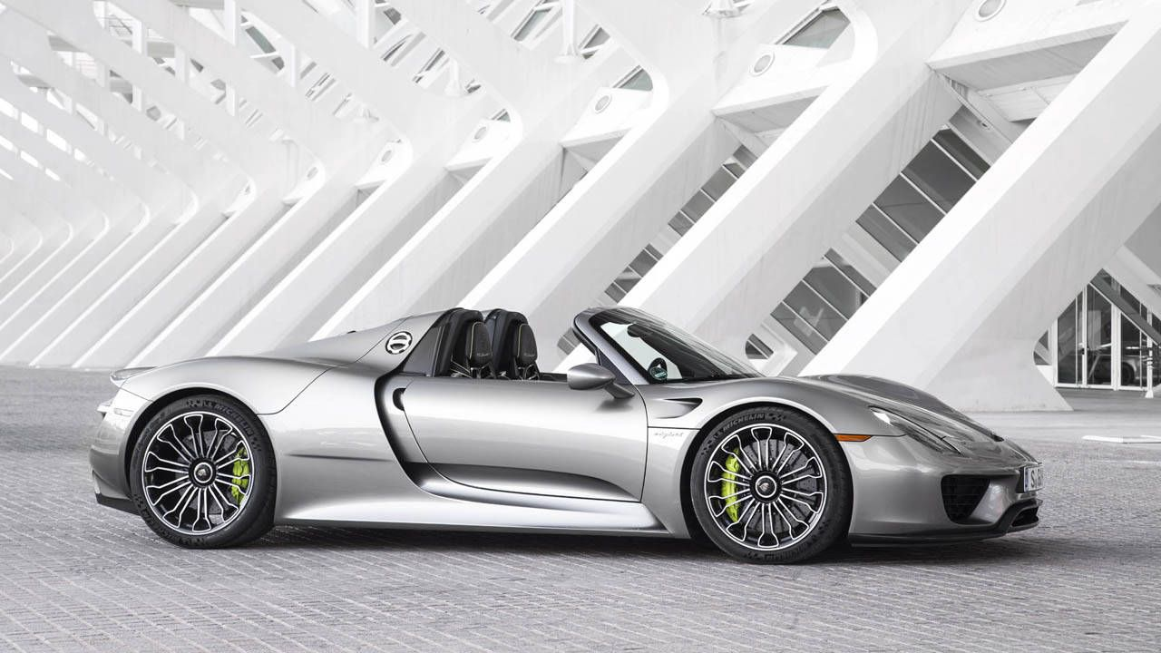 Bonus! 8 more things to know about the Porsche 918 Spyder