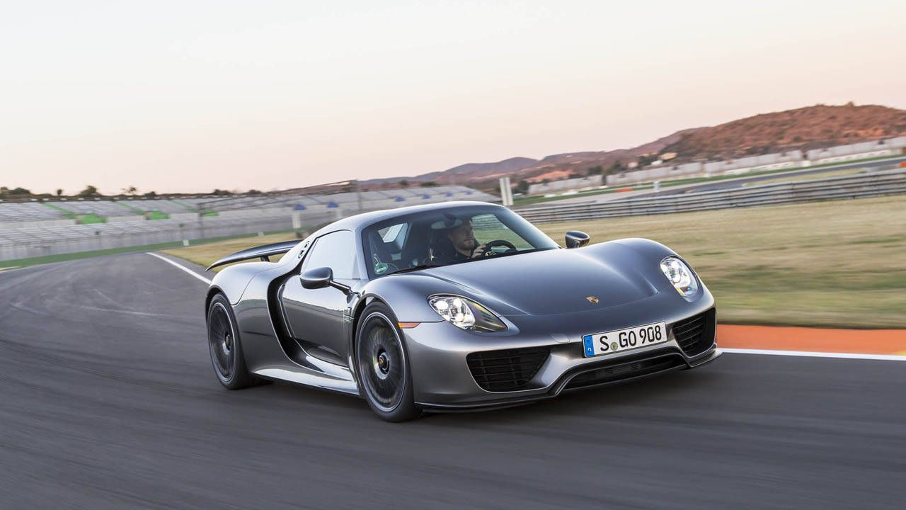5 things I learned while driving the $845,000 Porsche 918 Spyder