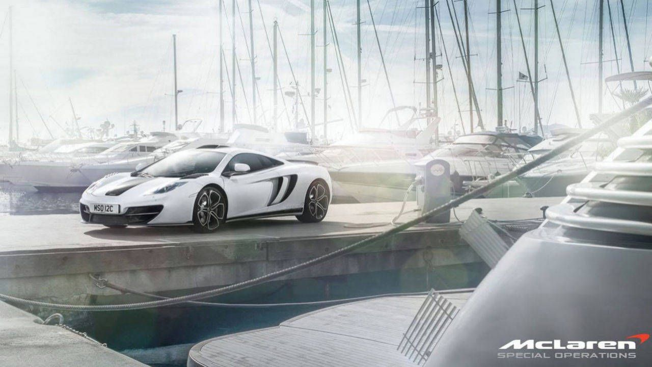 This 12C is McLaren Special Ops first salvo in the carbon fiber wars