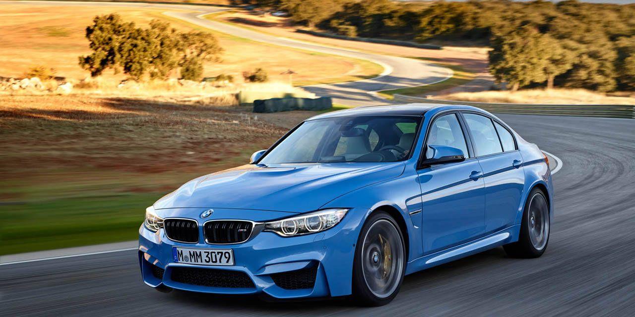 Photos: 2015 BMW M3