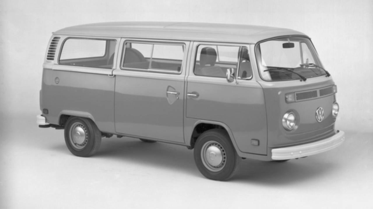 The Volkswagen Bus is finally dead