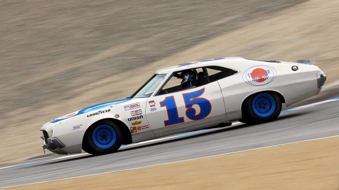 The Ford Torino that took NASCAR by surprise is up for sale