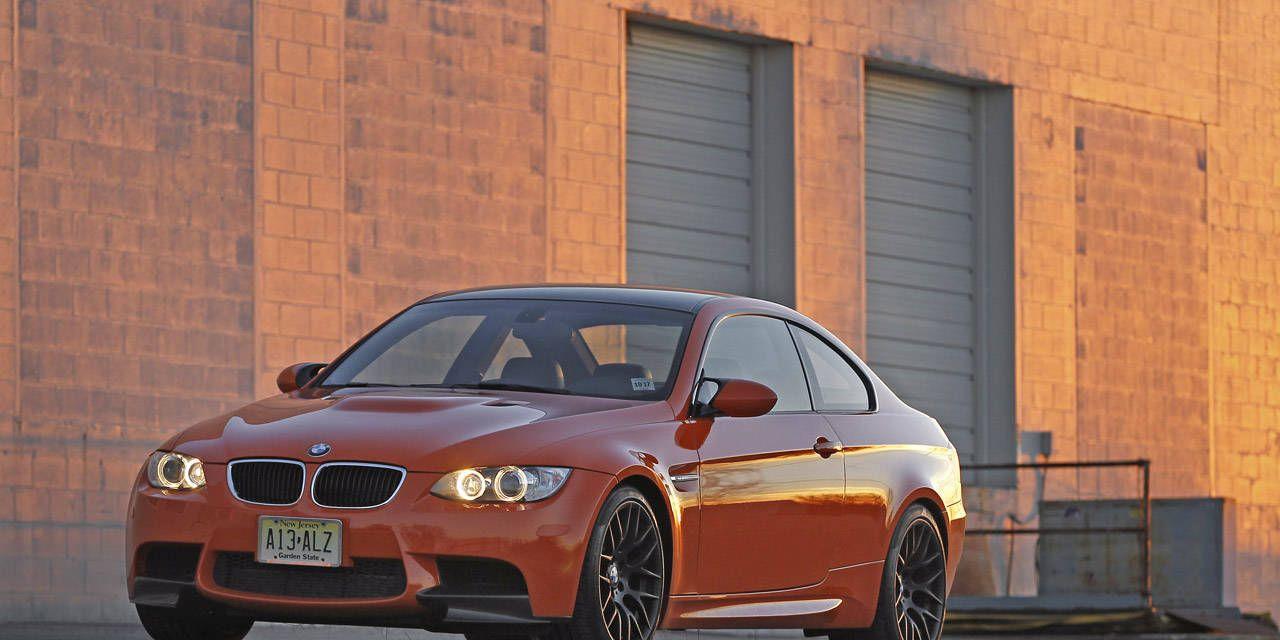 Photos: 2013 BMW M3 Lime Rock Edition