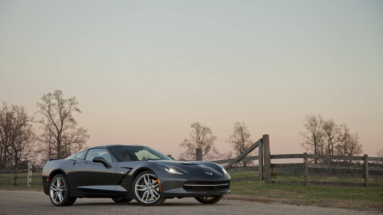 The 2014 Chevrolet Corvette Stingray is the antidote
