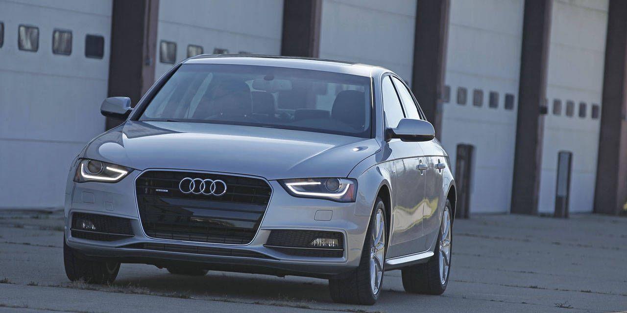 Photos: 2014 Audi A4 2.0T