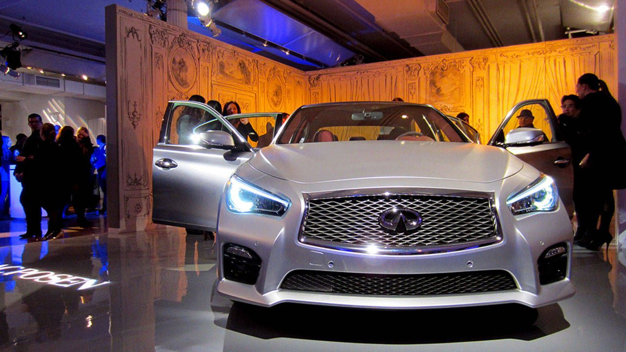 How fashion designers will change the future of Infiniti design