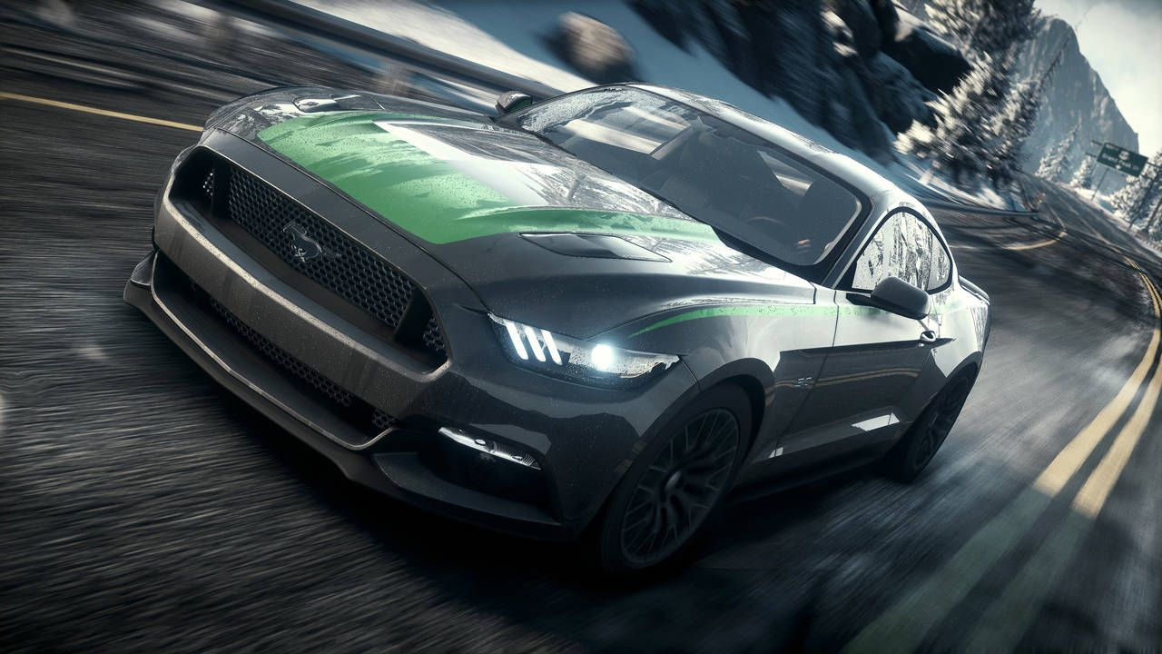 The 2015 Ford Mustang debuts in Need for Speed: Rivals