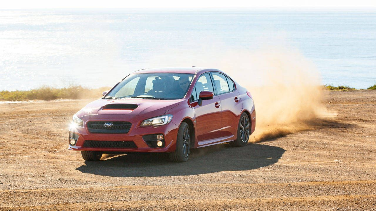 8 things I learned driving the new Subaru WRX