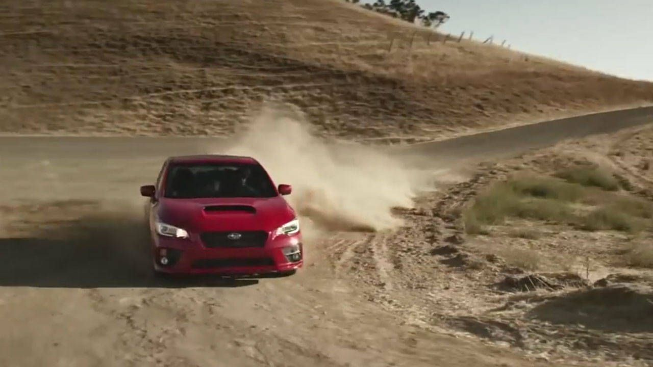 Watch the 2015 WRX in action