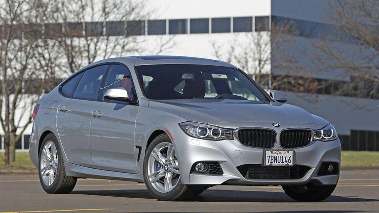 BMW I XDrive GT Drive Notes - 2013 bmw gt