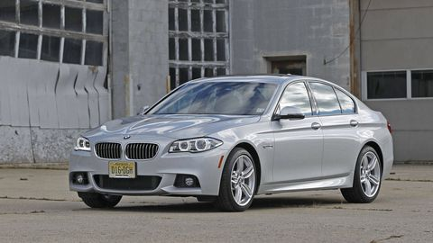 2015 bmw 535d xdrive reliability