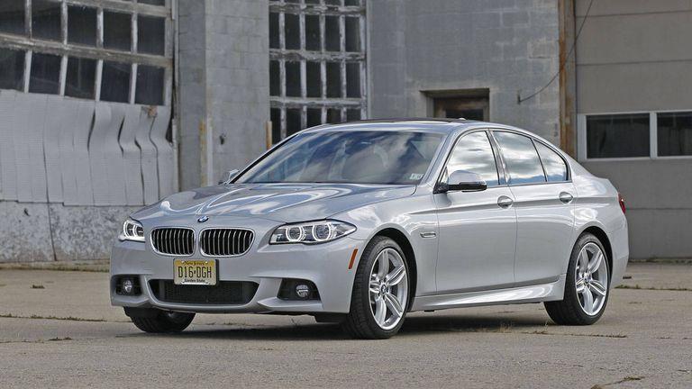 BMW D MSport Drive Notes - 2013 bmw 535d