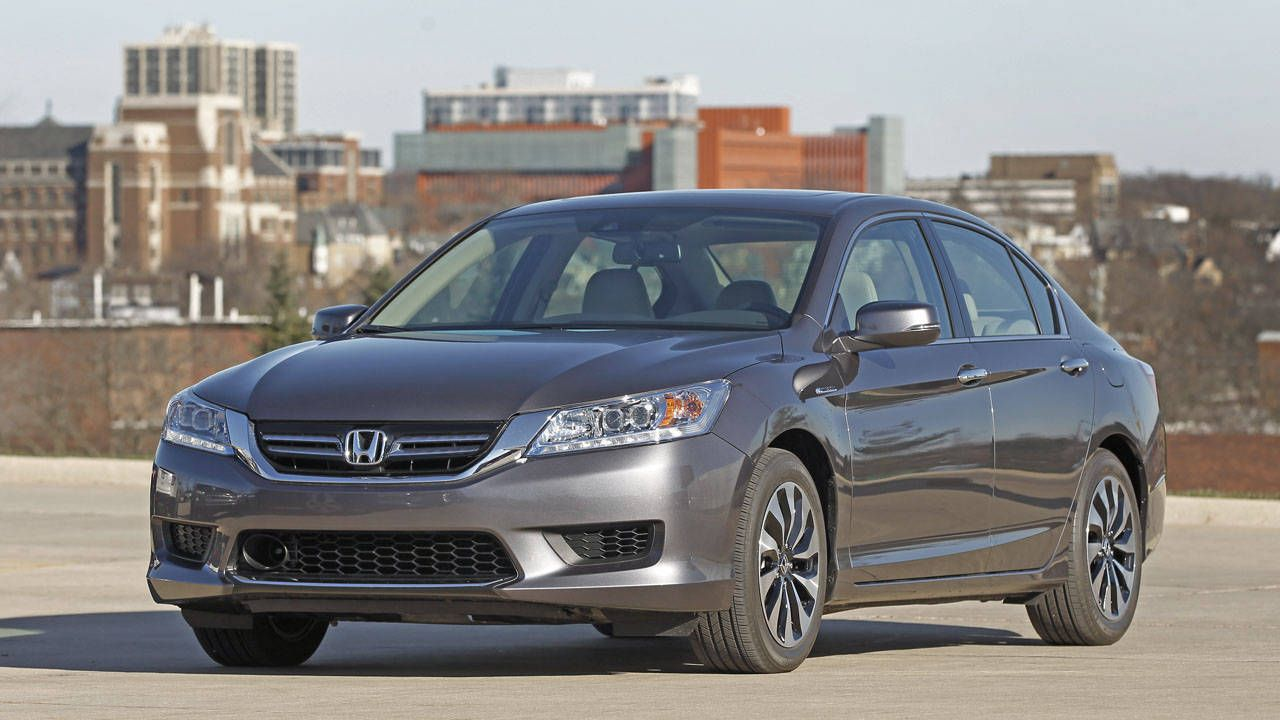 Drive Notes: 2014 Honda Accord Hybrid