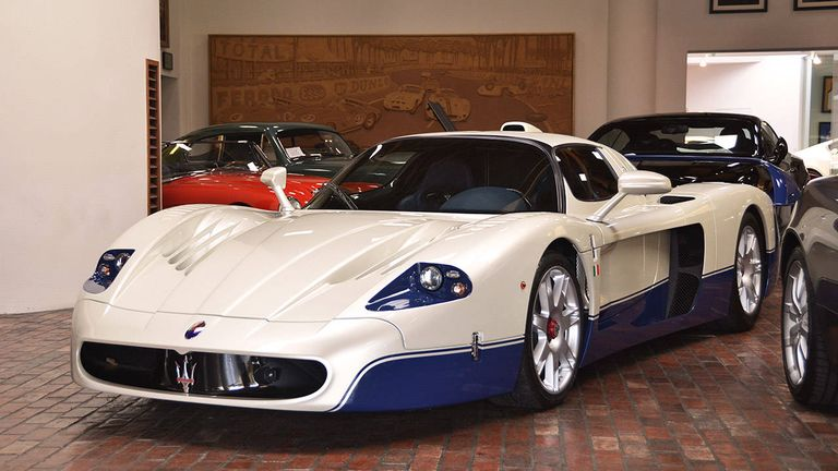 Maserati Mc12 And A Super Yacht Buy This And This