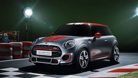 2015 Mini Cooper John Cooper Works First Looks