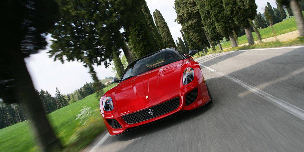 Photos: 2011 Ferrari 599 GTO