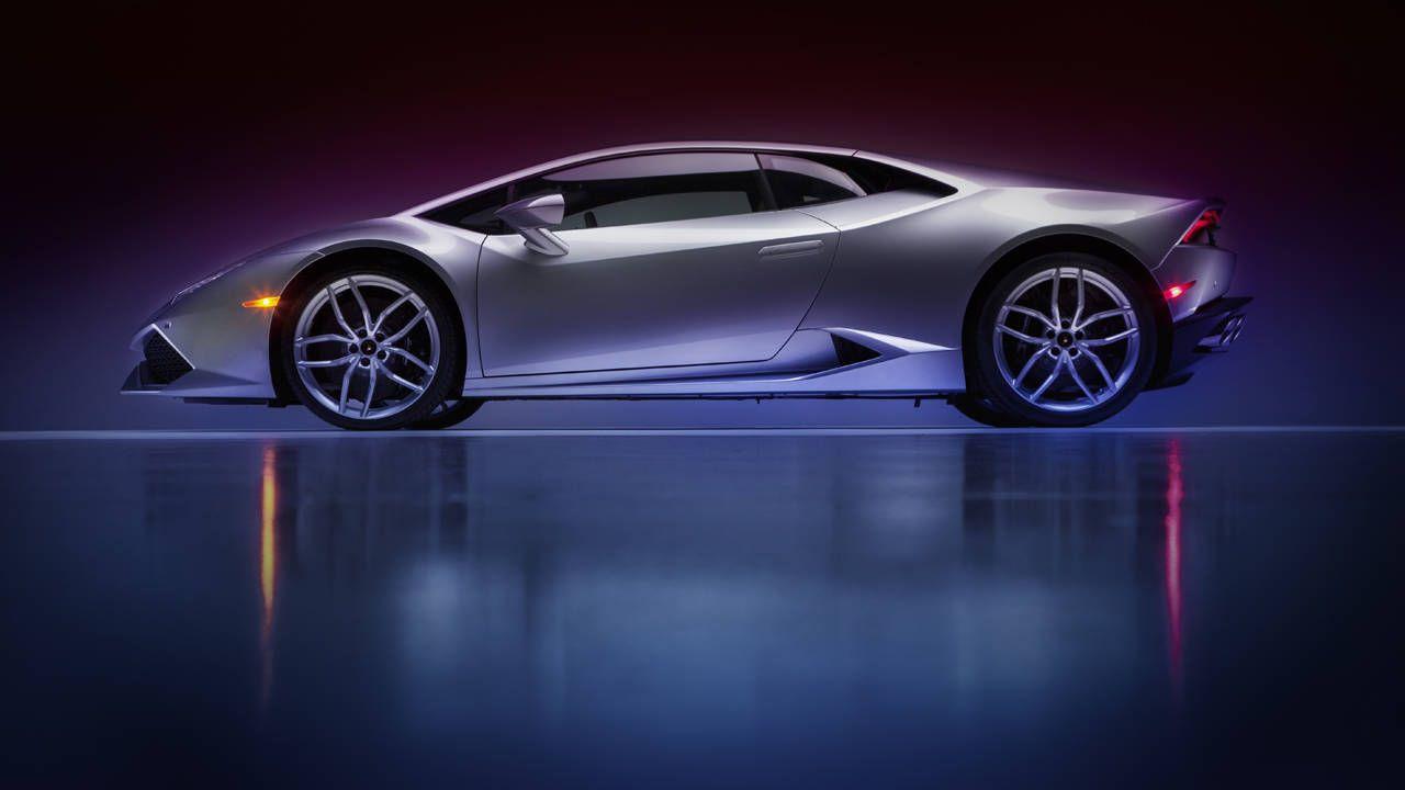 This is the 2015 Lamborghini Huracan LP 610-4