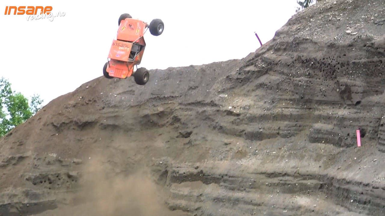 Norwegian Formula Offroad is absolutely terrifying