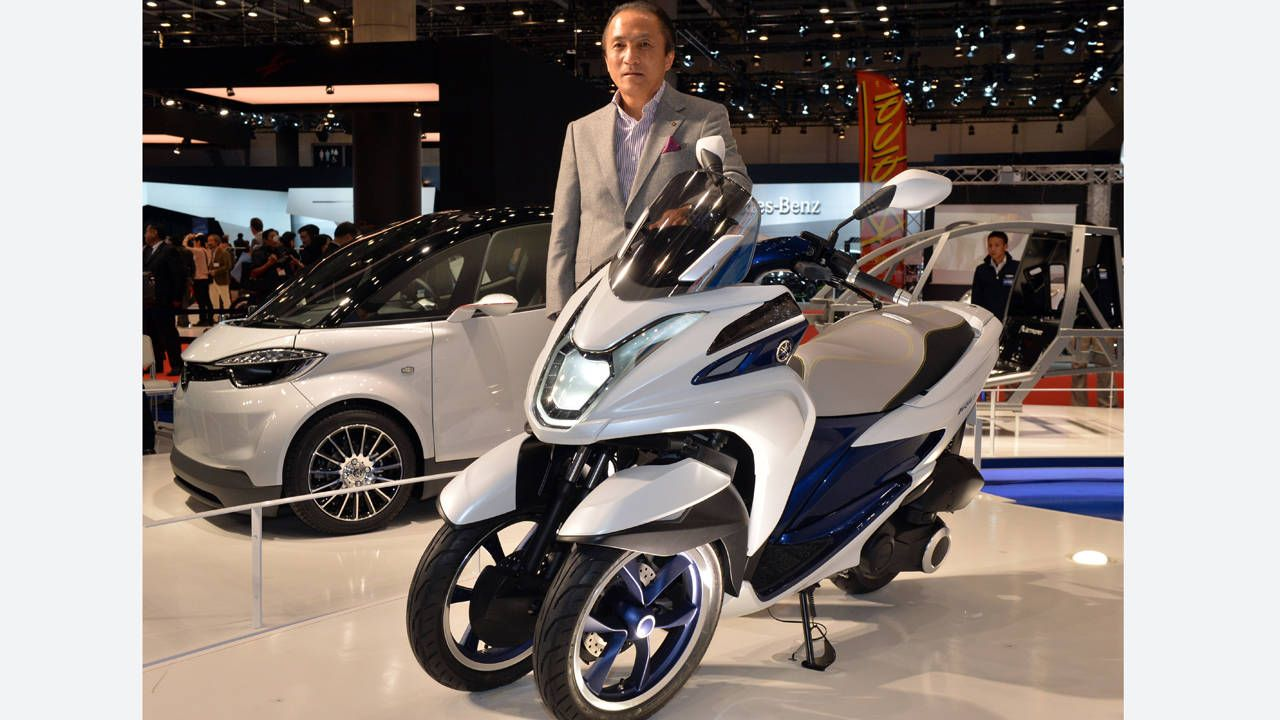 Yamaha announces aggressive plan to enter auto market