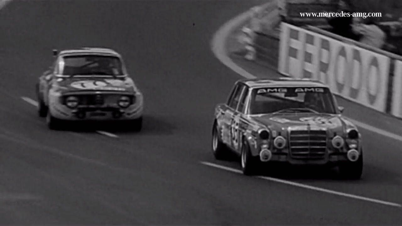 A history of Mercedes-Benz AMG in 10 minutes
