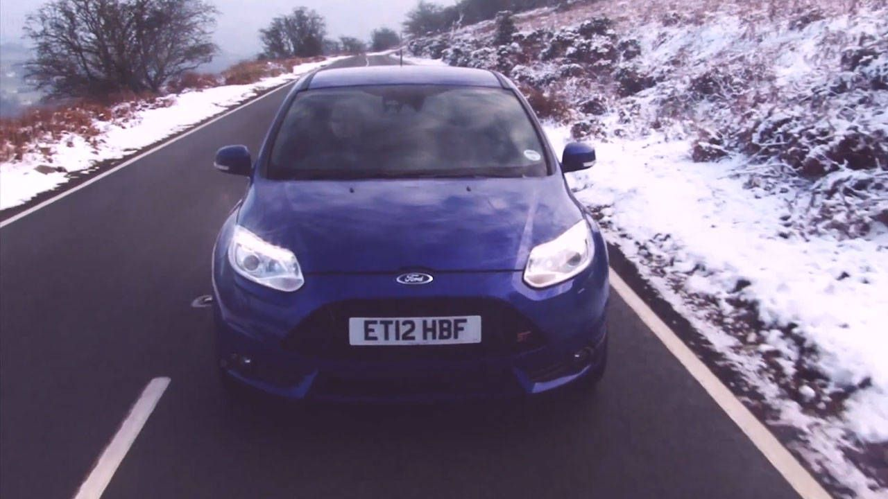 XCAR puts the Ford Focus ST through its paces