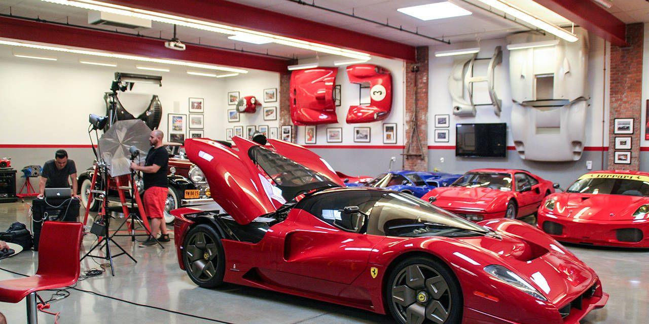 Photos: The Glickenhaus Garage