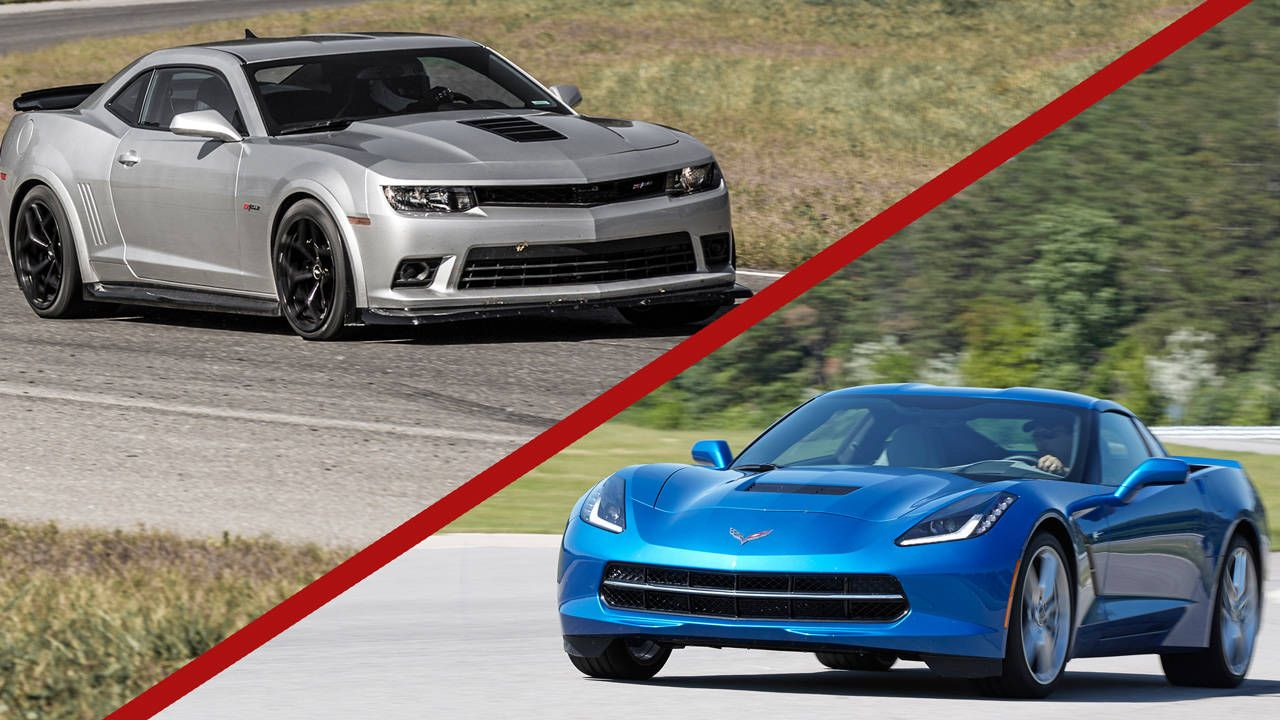 Poll: 2014 Corvette Z51 vs. 2014 Camaro Z/28