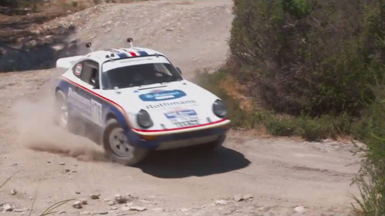 The dirt-flinging alternate history of the Porsche 911