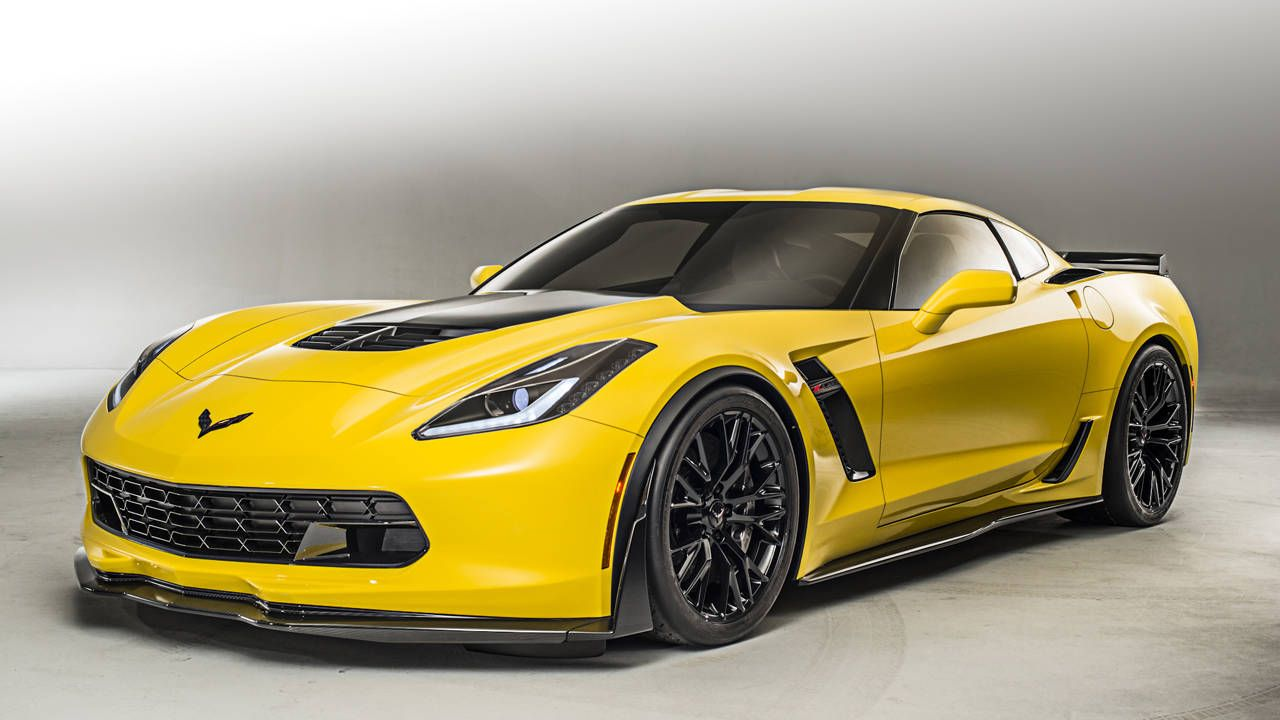5 things you need to know about the 2015 Chevrolet Corvette Z06