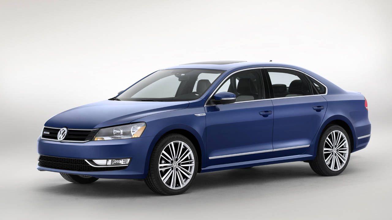 Volkswagen Passat BlueMotion revealed ahead of Detroit