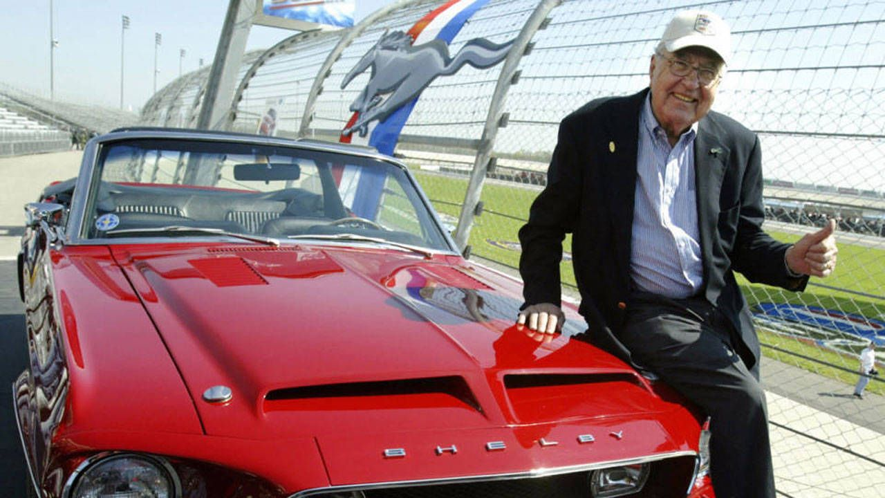 Celebrate Carroll Shelby's birthday with Road & Track