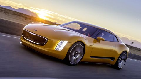 Tire, Wheel, Mode of transport, Automotive design, Vehicle, Transport, Yellow, Land vehicle, Performance car, Car,