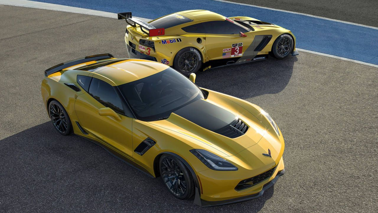 8 (More) Things You Need to Know About the 2015 Corvette Z06