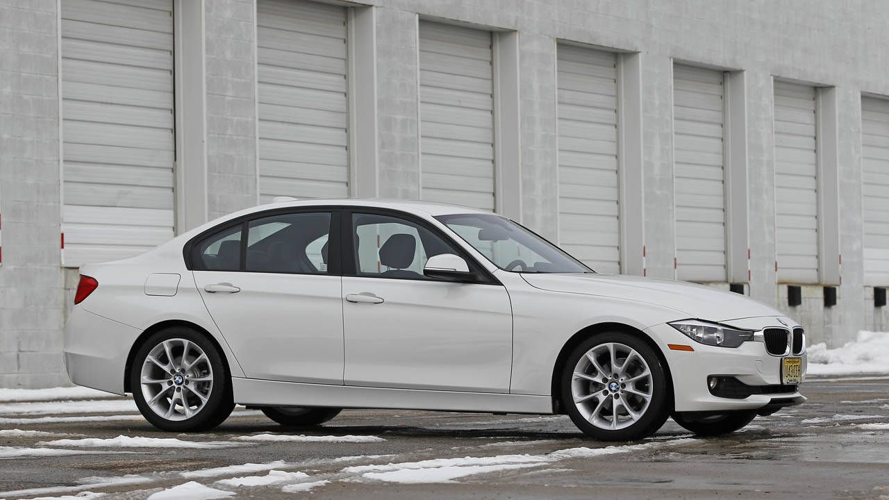 2014 BMW 320i - Drive Notes