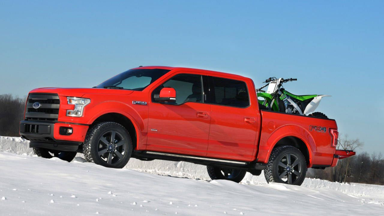 The 2015 Ford F-150 will change your junkyard forever