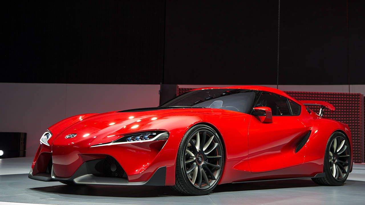The top 7 cars from the 2014 Detroit Auto Show
