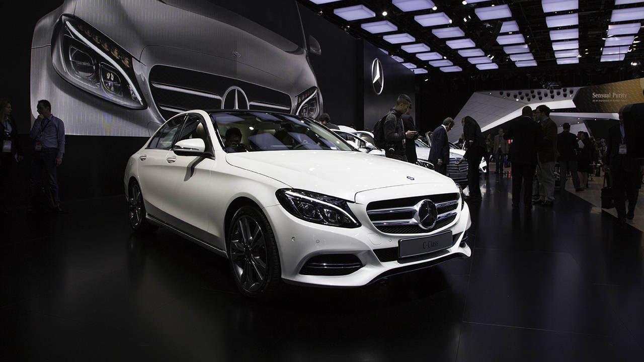 Overheard In Detroit Mercedes Benz Gossip Naias 2014