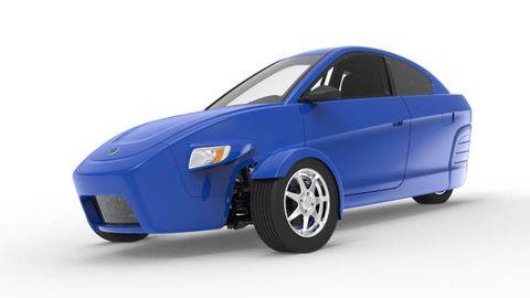 Motor vehicle, Wheel, Tire, Automotive mirror, Blue, Automotive design, Mode of transport, Automotive exterior, Automotive tire, Transport,
