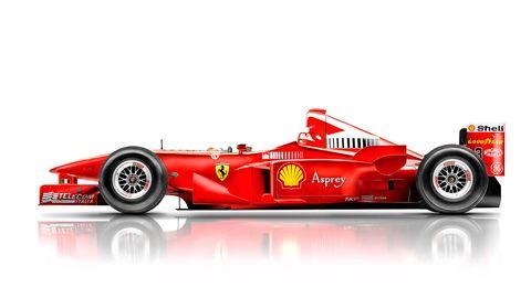 Download 1998 Ferrari F1 Wallpapers