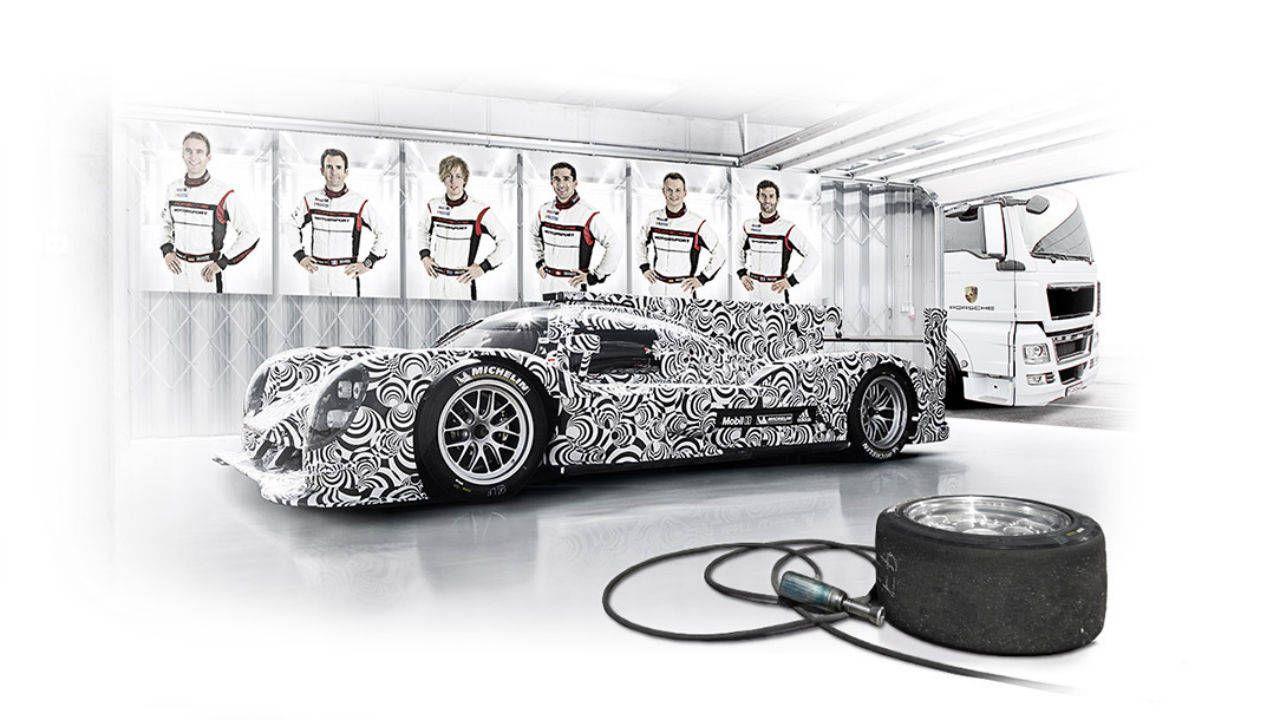 Porsche Reveals More Technical Details about the 919 Le Mans Prototype