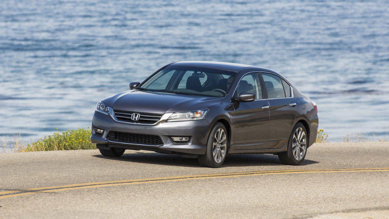 road reviews notes sedan lg tests sport photos new accord honda cars drive