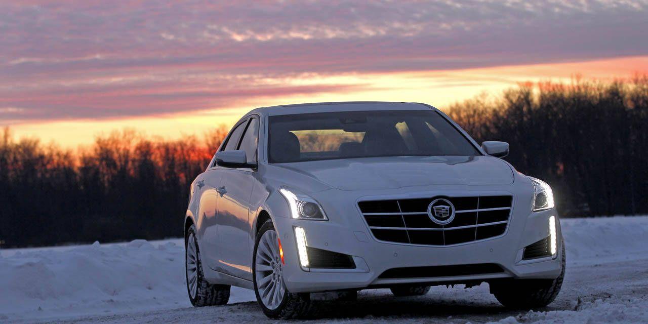 Photos: 2014 Cadillac CTS Performance