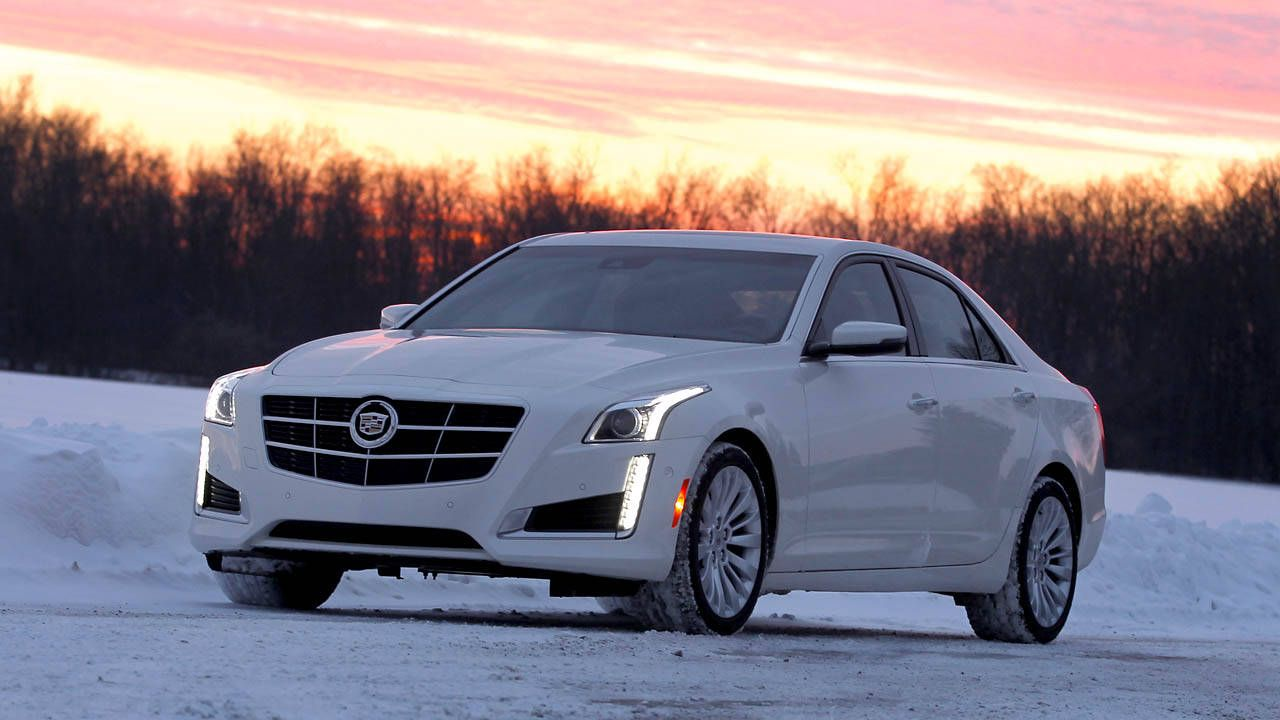 Drive Notes: 2014 Cadillac CTS 3.6 Performance