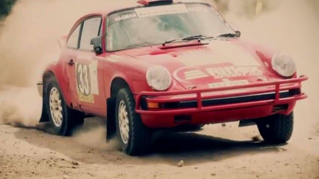 Go rallying through Africa in classic Porsche 911s
