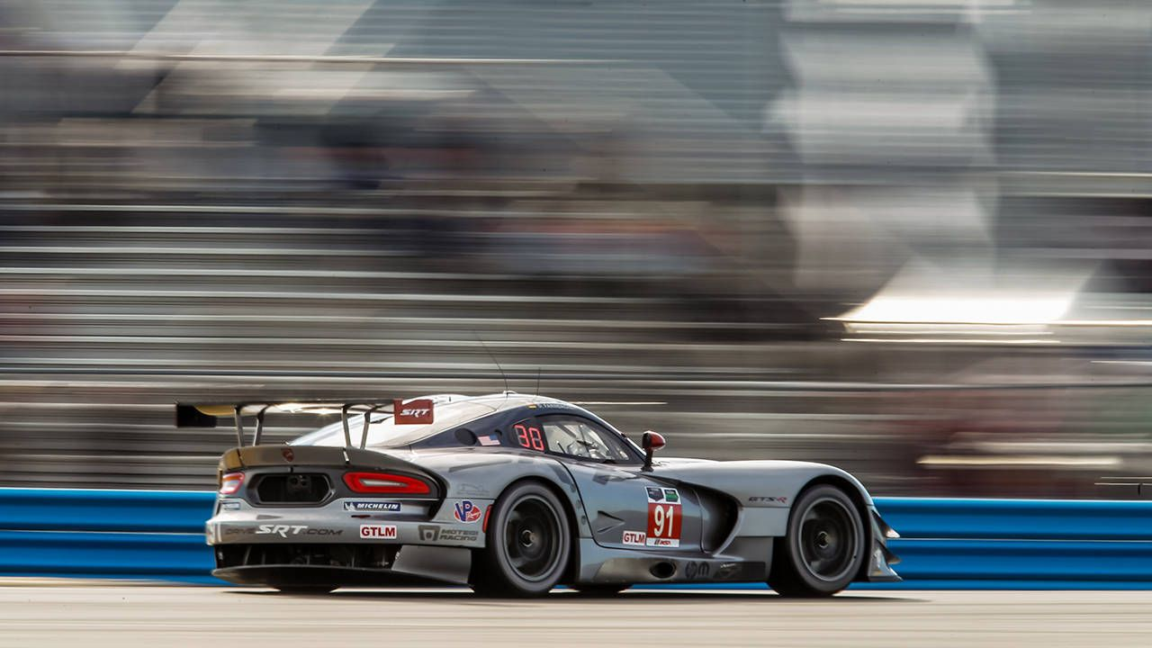 Daytona is the Viper's race to lose