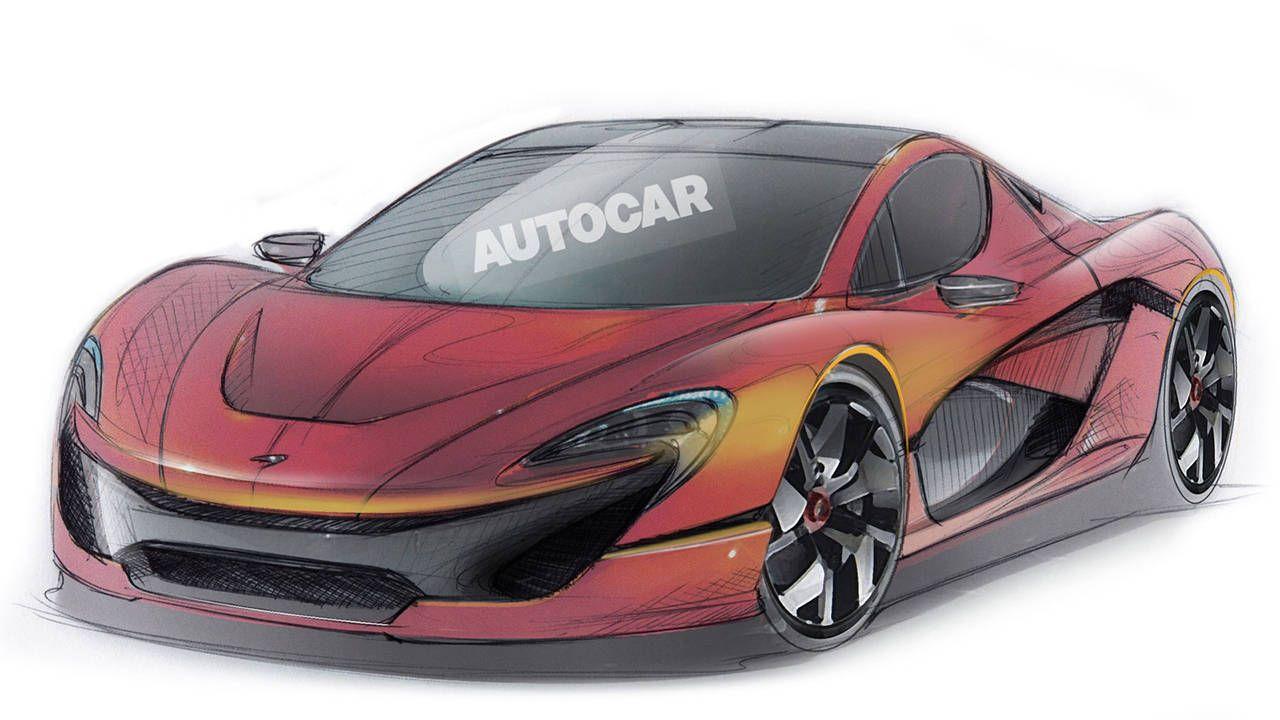 New McLaren P15 supercar confirmed