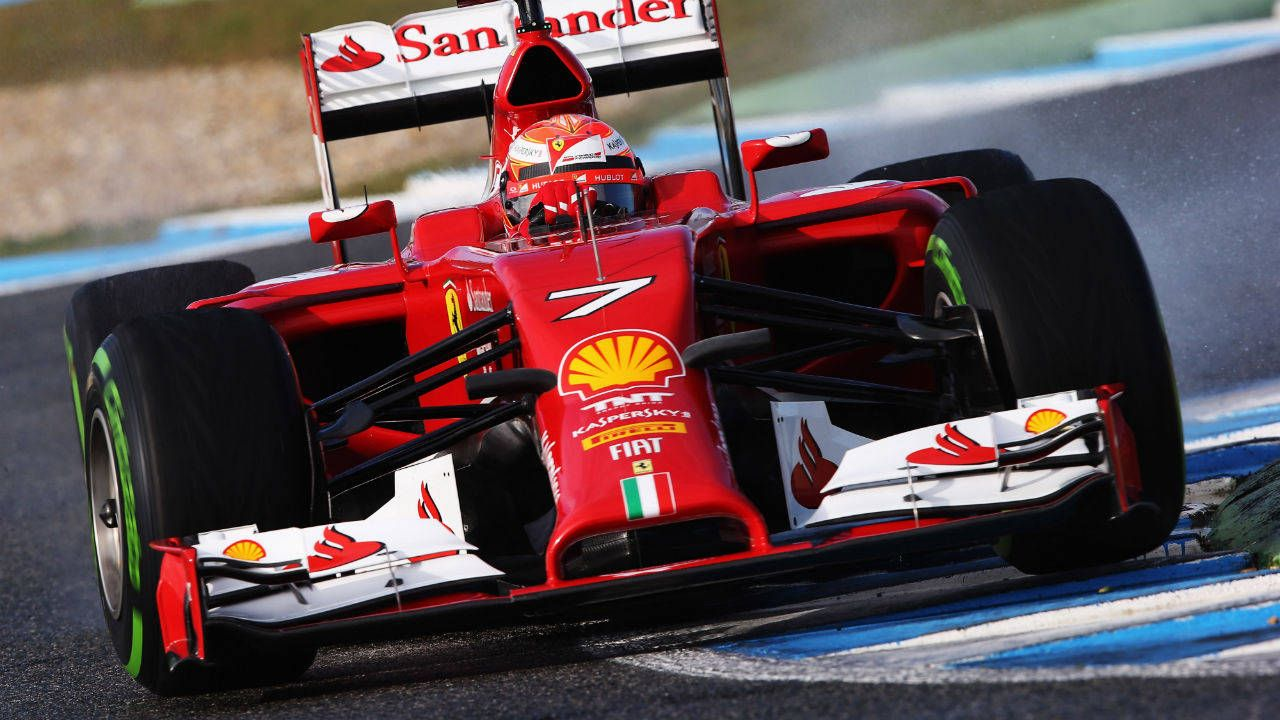 Don't worry, 2014 F1 cars may sound better than you thought