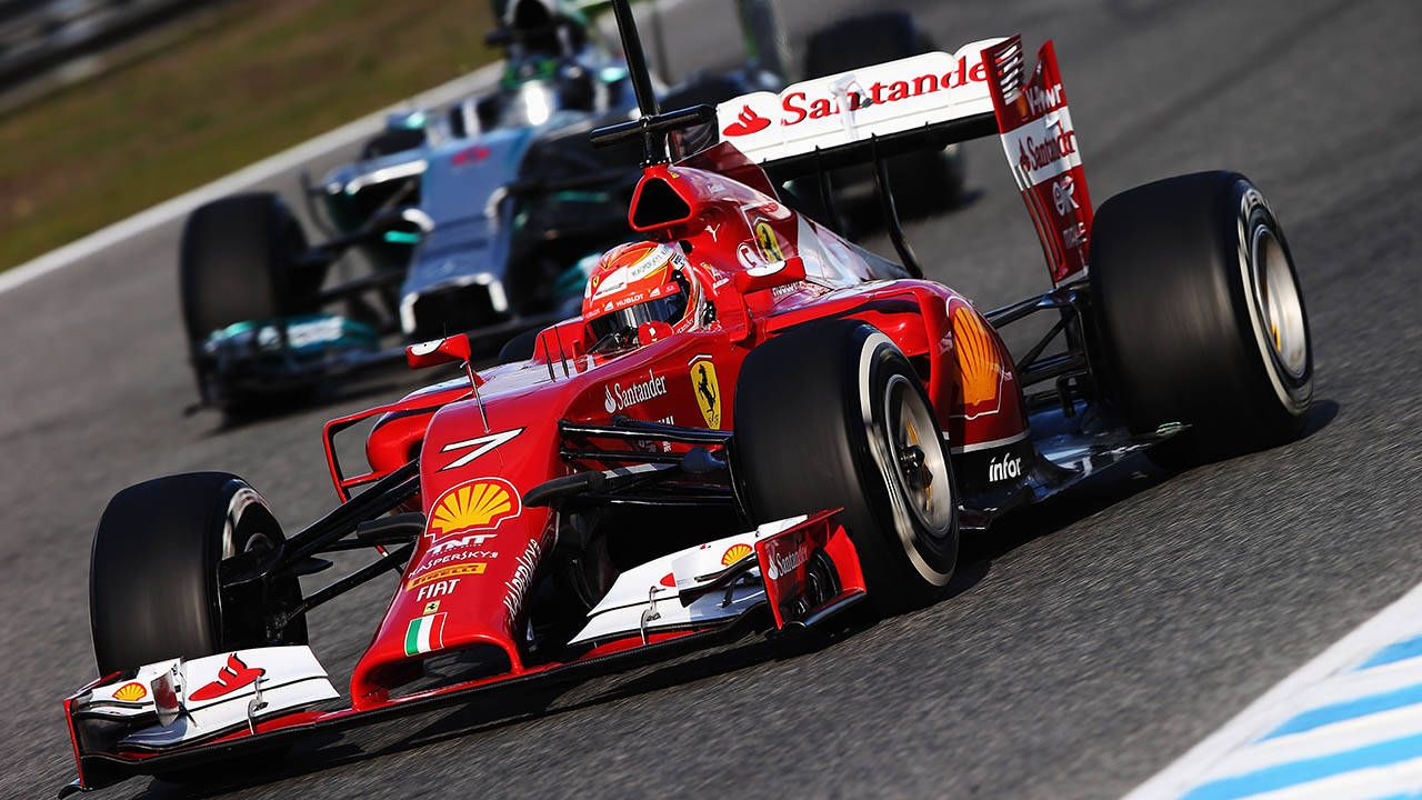 Are the new 2014 Formula 1 cars really that ugly?
