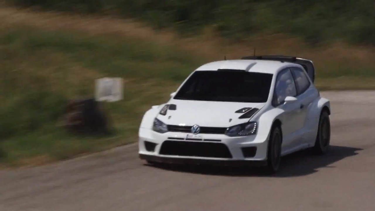 The Polo GTI is verboten, but the Polo WRC is BTC
